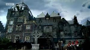 Craig y Nos Castle, Swansea, Wales, in Torchwood House Dr. Who series